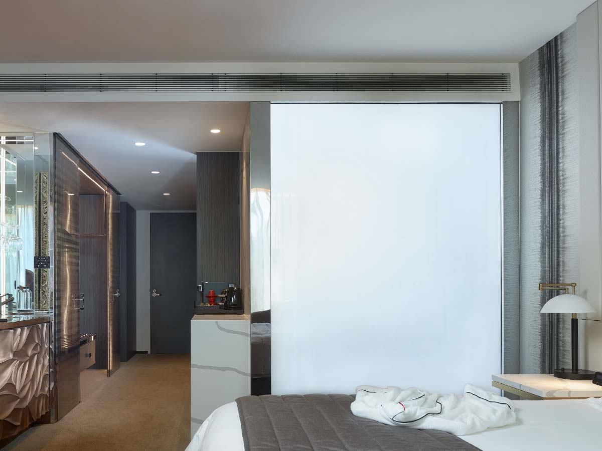 privacy glass, automatic privacy glass, switchable privacy glass, switchable glass