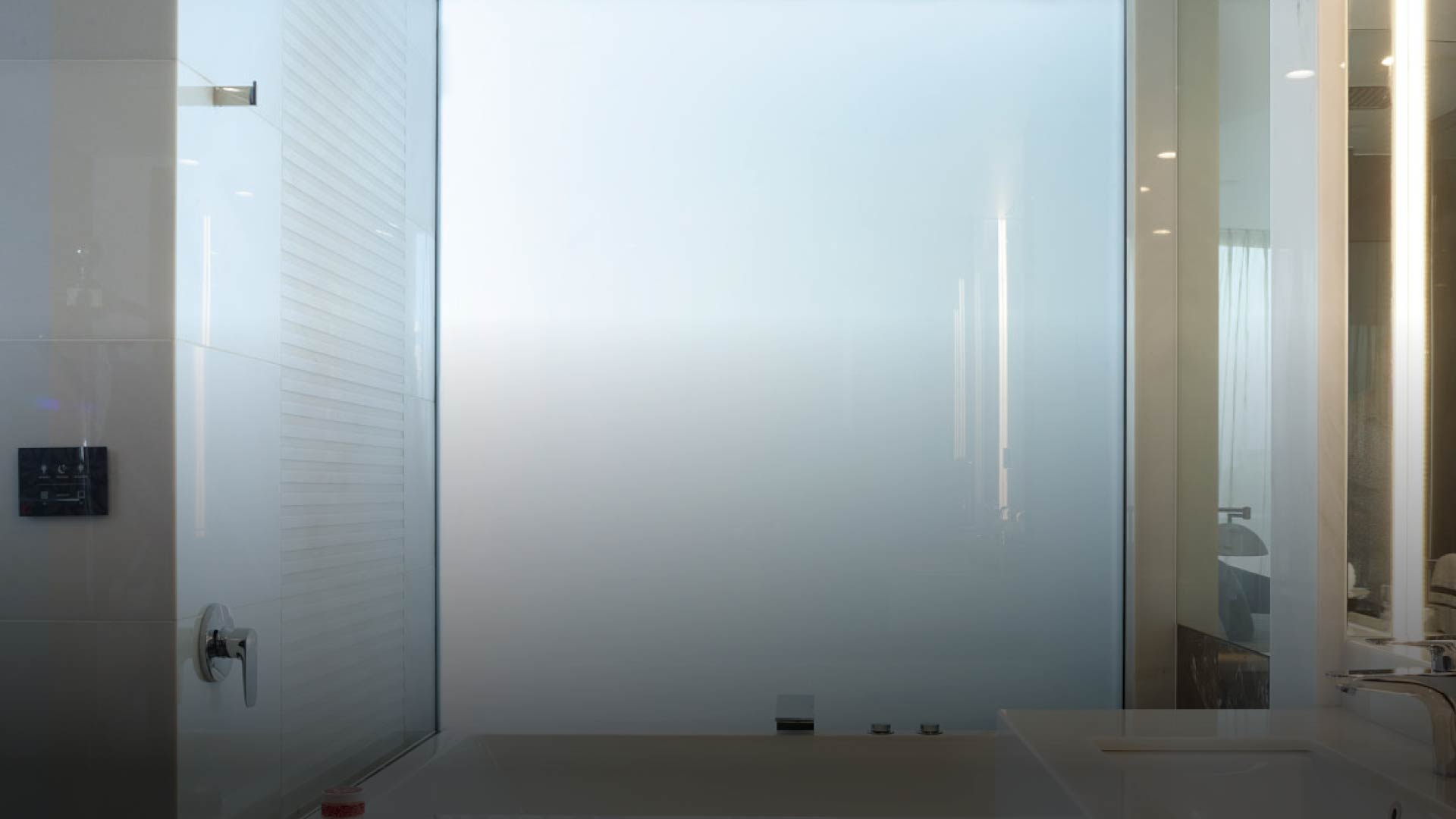 switchable glass, smart glass, switchable privacy glass, privacy glass