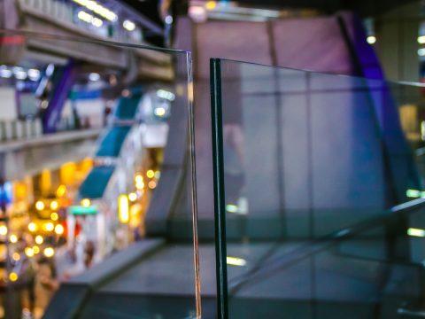 Structural glass laminate