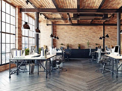 office design hacks for employee productivity, polytron glass