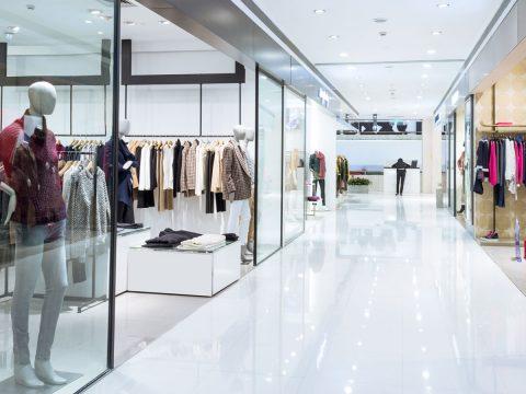retail shopfront renovations Australia, retail shopfront glass installations, Polytron Glass
