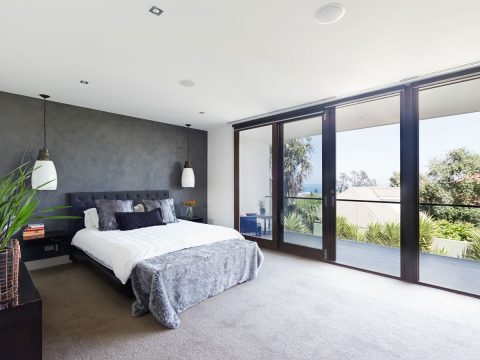 sliding glass door, polytron, switchable glass, best uses for switchable glass in the home