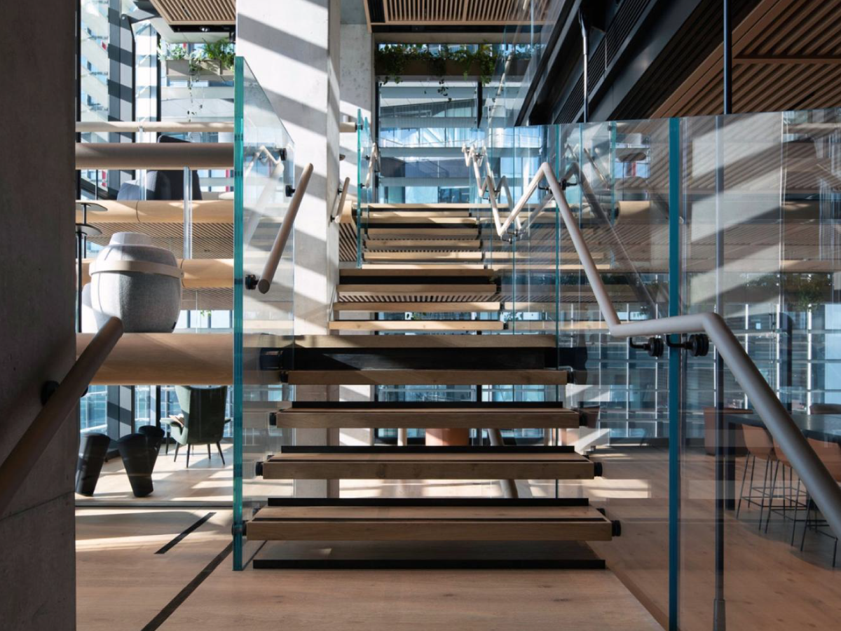 polytron glass australia architecture